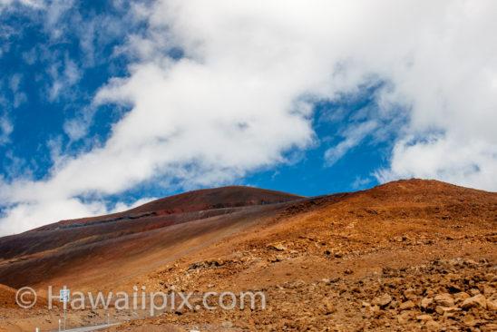 Mauna Kea Switchbacks