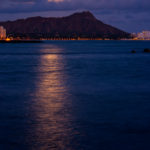 Moonlit Diamond Head