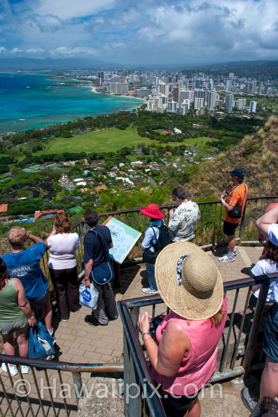 Diamond Head Lookout